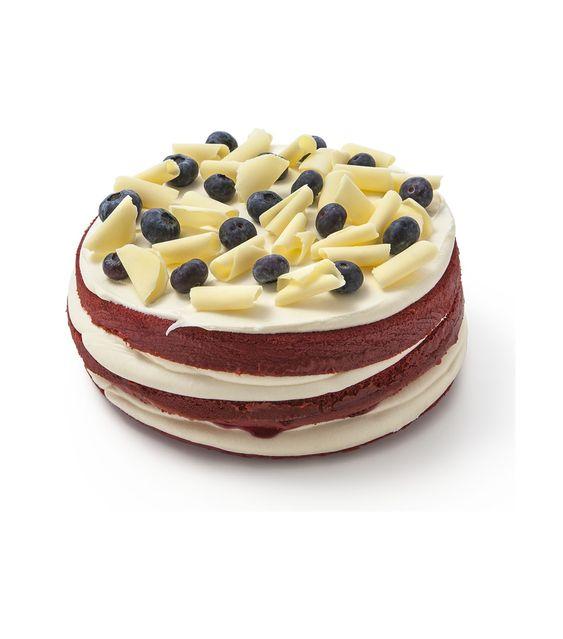 red velvet cake HEMA