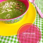 Smoothie Bowl met Spinazie & Banaan