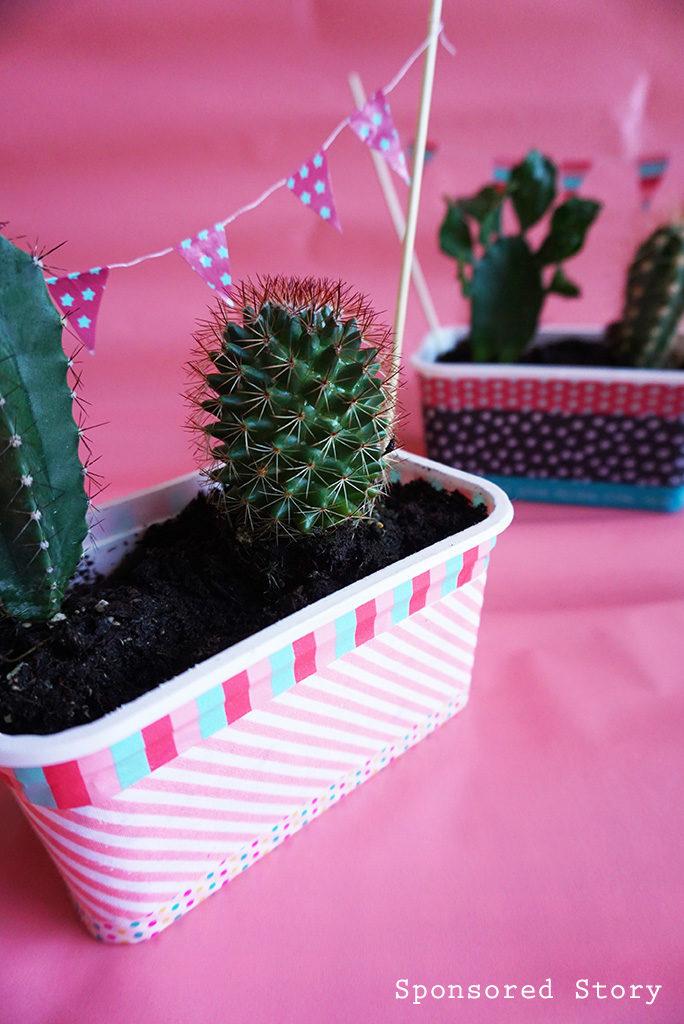 DIY Plantenbakje