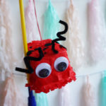 DIY Lieveheersbeestje Piñata: Lampion of Surprise