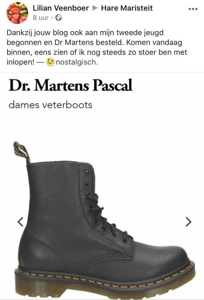 Dr Martens inlopen