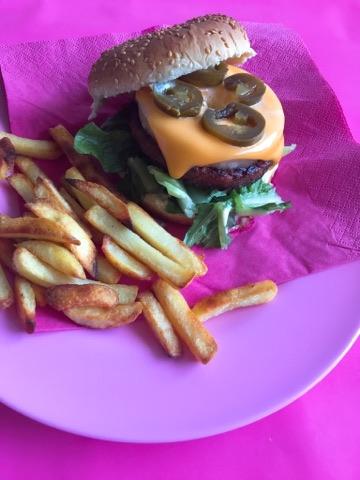 vega hawaí burger