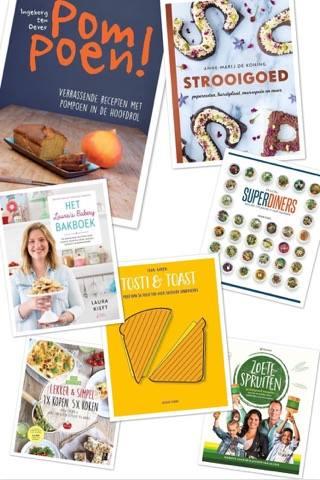 kookboeken najaar 2017