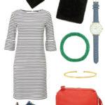 Outfit Shoptips: Gestreept, Jeans & Vleugje Kleur