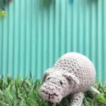 Gehaakte Okja (inclusief gratis patroon!)