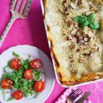 Low Budget Vega Lasagne voor 4-5 personen