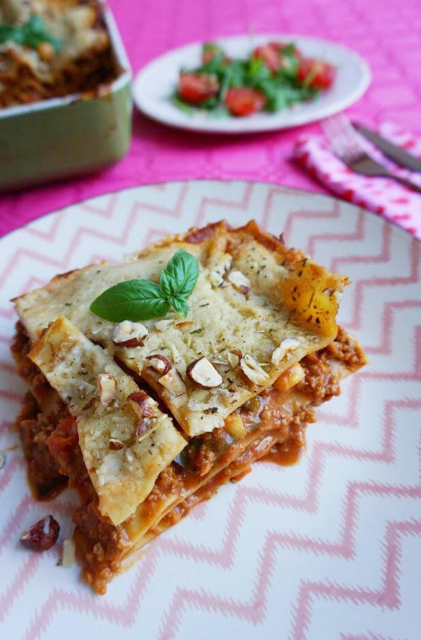 vegan proof lasagne